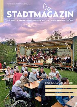 Stadtmagazin - Ausgabe 08/2016