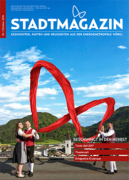 Stadtmagazin - Ausgabe 10/2016