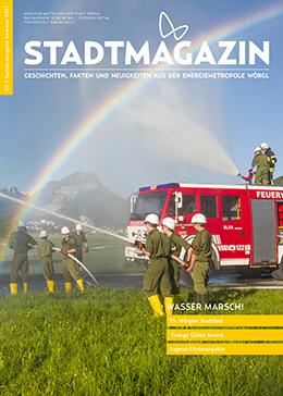 Stadtmagazin - Ausgabe 07/2017