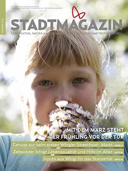 Stadtmagazin - Ausgabe 03/2018