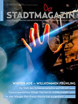 Stadtmagazin - Ausgabe 04/2018