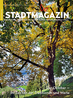 Stadtmagazin - Ausgabe 10/2018