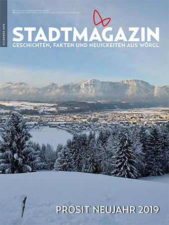 Stadtmagazin - Ausgabe 01/2019