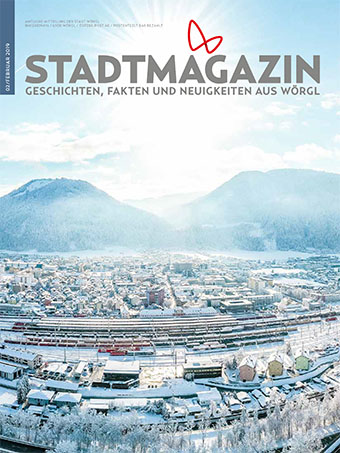 Stadtmagazin - Ausgabe 02/2019