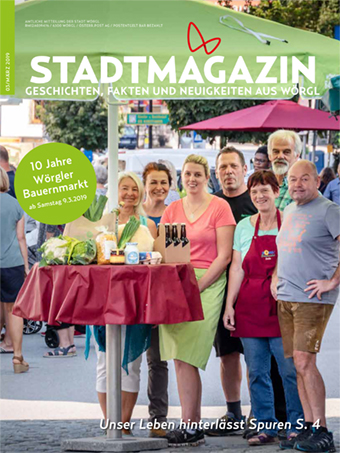Stadtmagazin - Ausgabe 03/2019